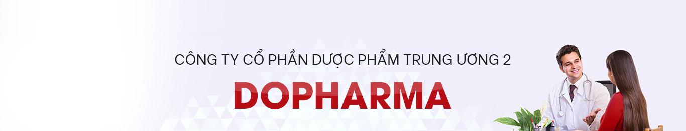 Công ty cổ phần dược phẩm trung ương 2 - DOPHARMA